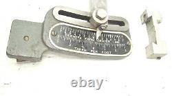 10 Atlas Lathe Taper Attachment 12 Craftsman Metal Cutting 10f 6