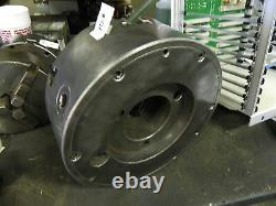 10 SCA 3-Jaw Lathe Chuck, A1-8 Mounting, Made in Sweden, Used, WARRANTY