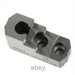 10 Steel Hard Jaws Lathe Chuck Serrated for Kitagawa B-210 1.5mmx 60 CNC Lathe
