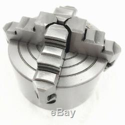 125mm Lathe Chuck 5 4Jaw Independent Reversible Chuck CNC Metalworking Tool