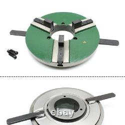 12 3 Jaw Self-centering Welding Positioner Lathe Table Chuck WP-300 300mm