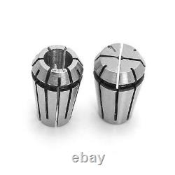 15pcs ER11 Spring Collet Chuck Set 1/16-3/4 CNC Milling Engraving Lathe Tool