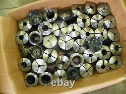 16C collet set with Nose Assy Chuck for CNC lathe