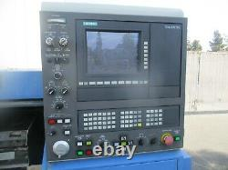 1996 Hyundai Model Hit 15 S Cnc Lathe With Collet / Manuals And Tooling /chuck