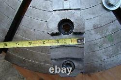 28 4 Jaw Independent Lathe Chuck Steel Body