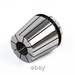 29Pcs ER40 Steel Precision Spring Collet Set Milling Lathe CNC Chuck Bit Tool US