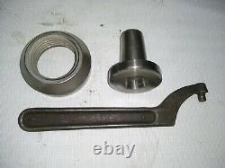 3C lever Collet Closer And Collets For 9 South Bend Lathe