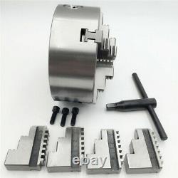 4Jaw Lathe Chuck Self -Centering 80 100 125 130 160 200mm Milling Lathe K12 CNC