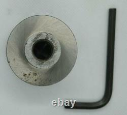 50 mm 4 Jaws Independent Centering Chuck M12x1 Unimat Thread- Lathe Milling 2pcs