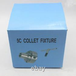 5C 5Collet Chuck Plain Back Lathe Grinder CNC Use Lathe Chuck new