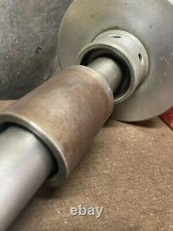 5C COLLET CLOSER DRAW BAR Metal Lathe Hand Wheel Style Chuck Tool