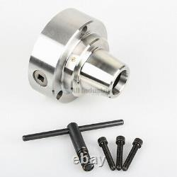 5C Collet Chuck 5 Diameter Plain Back 5C Collets Lathe with Chuck Wrench