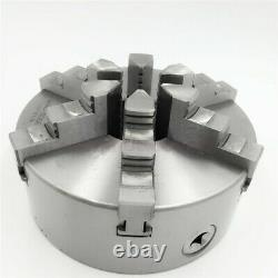 6Jaw Lathe Chuck 8 200mm Self-Centering Step Jaws Chuck CNC Metalworking