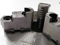 6 (160mm) 3 Jaw Self Centering Lathe Chuck Tb001