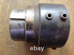 Acrogrip 5C collet chuck lathe adapter 16 length mandrel