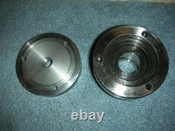 Atlas Craftsman Dunlap 109 Lathe Er32 Collet Chuck+7 Collets 1/2-20 Mount+wrench