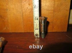 Atlas or Craftsman Metal Lathe Collets and Drawbar