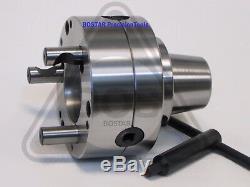 BOSTAR 5C Collet Chuck Closer D1 4 Cam Lock Mount Lathe Use