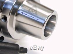 BOSTAR Plain Back 5C Collet Chuck use 5C Collets for Lathe, Grinder and Tool