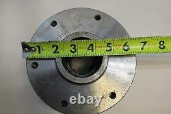 BUCK FORKARDT 3AT6 3 AT+ 6 3 jaw lathe chuck with chuck key