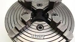 Buck 4 Jaw Southbend Metal Lathe 6 Chuck Logan 10 Heavy 10 2 1/4-8 Tpi 10r