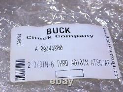 Buck Chuck Adapter Back Plate for 10 Diam Self Centering Lathe Chucks A10044400