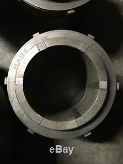 Burnerd D1-8 Mount Metal Lathe Multisize EE Collet Chuck Southbend Clausing Lebl