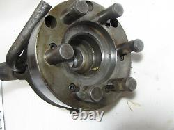 Collet Chuck Attachment for Lathe with D1-6 Mount Used
