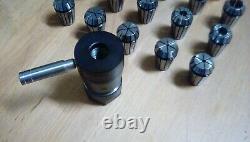 Cowells ME90 Lathe ER20 Collet Chuck M14mm X 1.5mm
