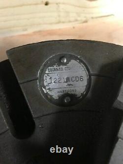Cushman 12 12214CD6 Independent 4 Jaw D1-6 Mount Lathe Chuck 3 Bore