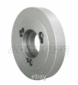 D1-4, 8 Fully Machined Lathe Chuck Back Plate, #2600-0166