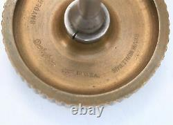 Derbyshire Lathe Collet Large 8mm 6 Jaw Bezel Chuck Snyder Waltham Mass MX1211