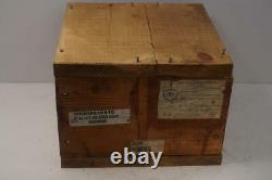 Display Model Bison Poland 8 3-Jaw Scroll Lathe Chuck. 2pc Jaws. A5 A1-5 Mount