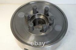 Display Model SCA Sweden 10 4-Jaw Independent Lathe Chuck. D1-5 Direct Mount