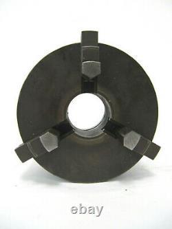 HARDINGE 5-Inch Taper Lock 3-Jaw SELF CENTERING LATHE CHUCK