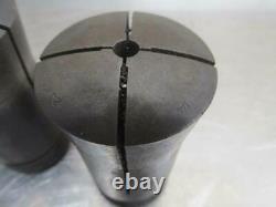 Hardinge 2J Collet Metal Lathe Collets Lot of 10 1/4 to 1-1/4