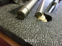 Hardinge lathe tailstock alignment tool 20c collet chuck AK-12, AK-14 & AK-13