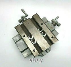 Heavy Duty Precision X-Y Machine Table Milling Drill Press Lathe