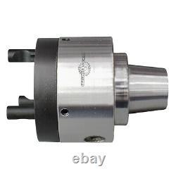 High Precision Adjustable 5c 5-c Collet Chuck, D1-4 Mount For Metal Lathe