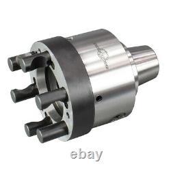 High Precision Adjustable 5c 5-c Collet Chuck, D1-5 Mount For Metal Lathe