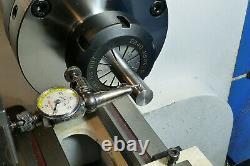 High Precision Adjustable Er-40 Er Collet Chuck, D1-4 Mount For Metal Lathe