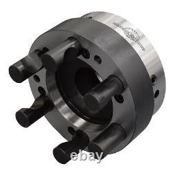 High Precision Adjustable Er-40 Er Collet Chuck, D1-5 Mount For Metal Lathe