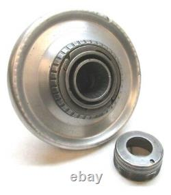 JACOBS #91-A6 RUBBER FLEX COLLET SPINDLE NOSE LATHE CHUCK with 5MT MOUNT