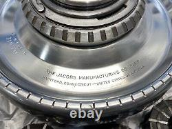 JACOBS LATHE CHUCK D1-6 WITH COLLETS leblond clausing harrison nardini haas Cnc