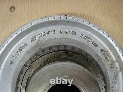Jacobs 91-A6 Spindle Nose Lathe Chuck with 6 Rubber Flex Collets Free Shipping