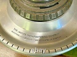 Jacobs Spindle Nose Collet Chuck Model No 91 C6 Type D1 6 Camlock Lathe