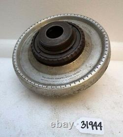 Jacobs Spindle Nose Lathe Chuck D1-6 Spindle Mount (Inv. 31944)
