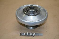 Jacobs Spindle Nose Lathe Chuck with LO Spindle Mount & Collets