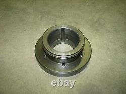 L112 Tool Maker Lathe Chuck Spindle Adapter Mounting Plate