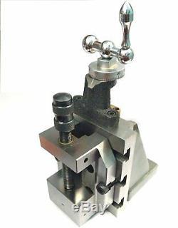Lathe Milling Vertical Slide & 60 mm Steel Grinding Vice-Vise-Engineering Tools